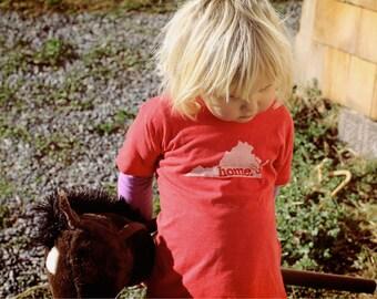 Virginia home tshirt KIDS sizes The Original home tshirt
