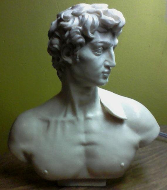 magnifique confectionn en italie alb tre santini buste de. Black Bedroom Furniture Sets. Home Design Ideas