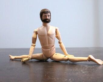 Vintage 1966 Hassenfeld Bros.  G I Joe Doll