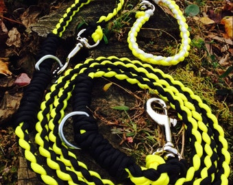 3 in 1 Paracord dog leash