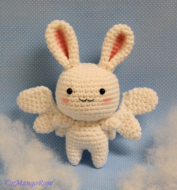 Pinky The Rabbit Amigurumi Crochet Pattern : Unavailable Listing on Etsy