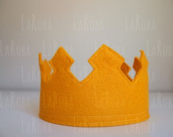 Felt crown, mod. royal