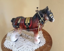 Popular Items For Clydesdale Horse On Etsy