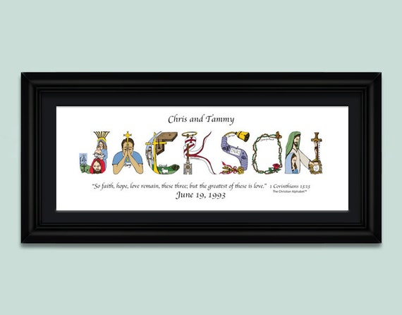 Personalised 1st Wedding Anniversary Gifts: 1st Wedding Anniversary Gift Personalized By