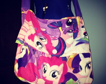 My little pony friendship is magic convention bag