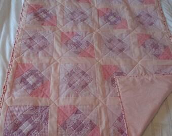 children's patchwork quilt