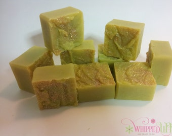 Sweet Basil Lime Cold Process Soap