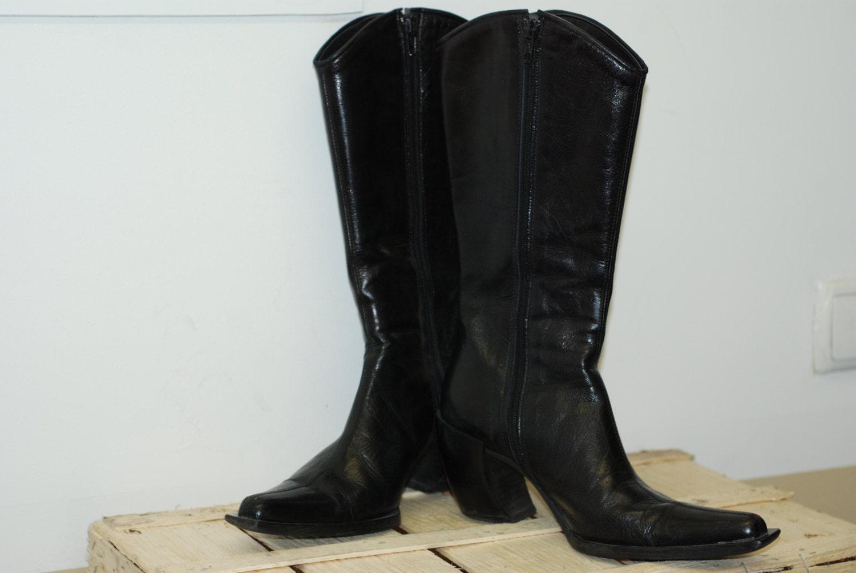 Vintage Italian Boots - Wordpress Blog-3719