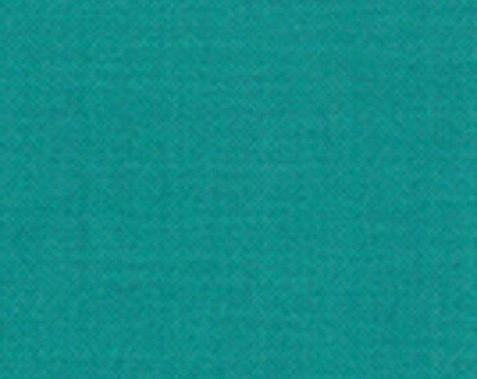One Yard Bella Solids - Lagoon Blue - Cotton Quilt Fabric - from Moda Fabrics - 9900-270 (W2293)