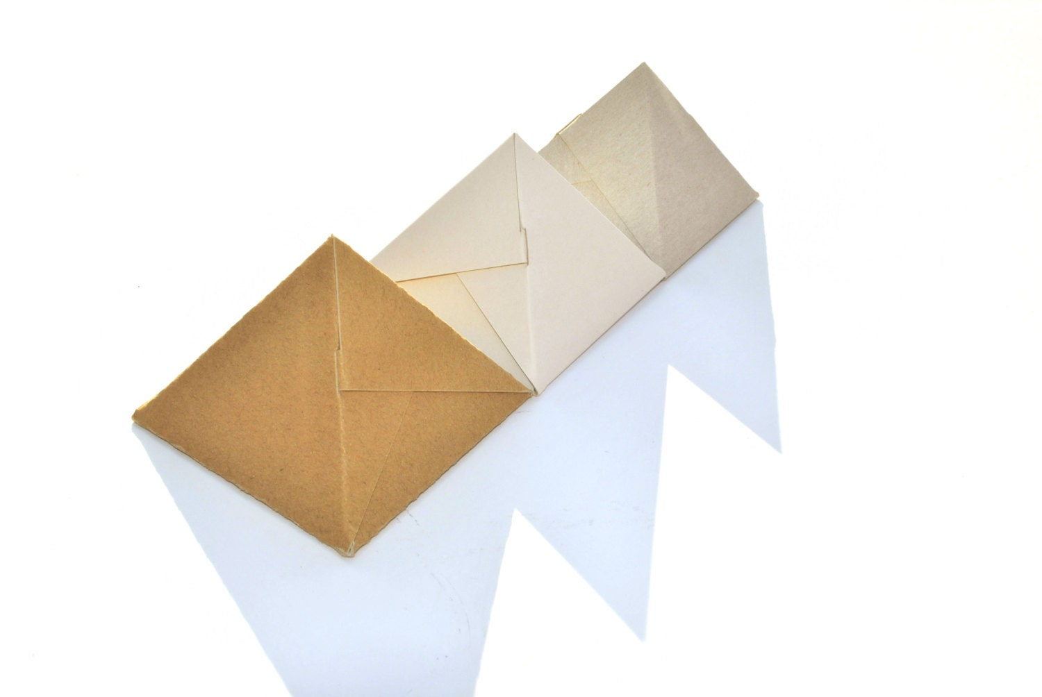 Favor Gift Boxes: 20 Pyramid Shaped Favor Boxes Gift Boxes Party Favors I