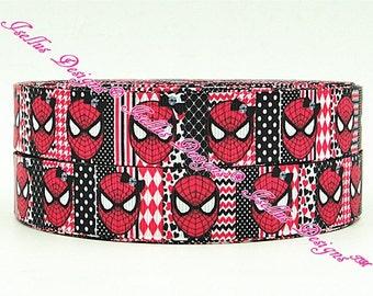 Spider Girl Ribbon