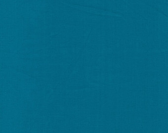 Organic Quilt Fabric, Cloud9 Fabrics, Cirrus Solids, Amazon,Modern Fabric, Broadcloth, Solid Fabric, Blue Fabric, Fabric by the Yard