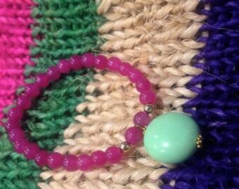 Handmade Colombian Style Bracelet from Freeda