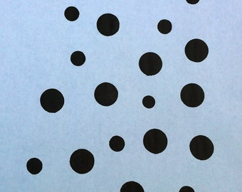 22 - Silk Screen - Large - Jane's Dots