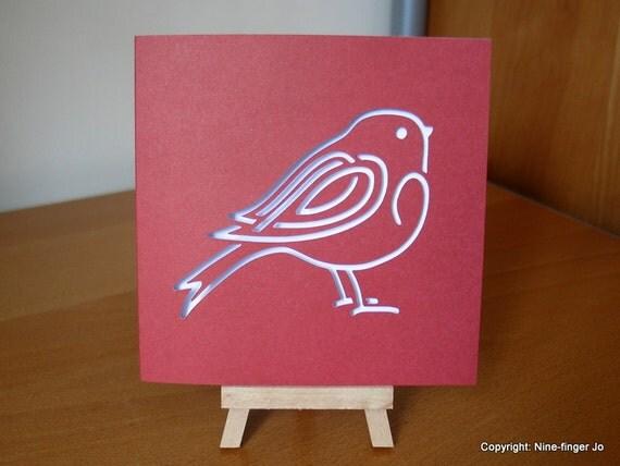 ausschneiden vorlage weihnachtskarte xmas card von ninefingerjo. Black Bedroom Furniture Sets. Home Design Ideas