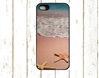 Starfish IPhone Case, Starfish IPhone covers,  Beach IPhone case, Starfish IPhone 4/4S, IPhone 6/6S Case, Starfish IPhone 5/5S Case.