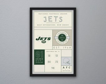 New York Jets Stats Print