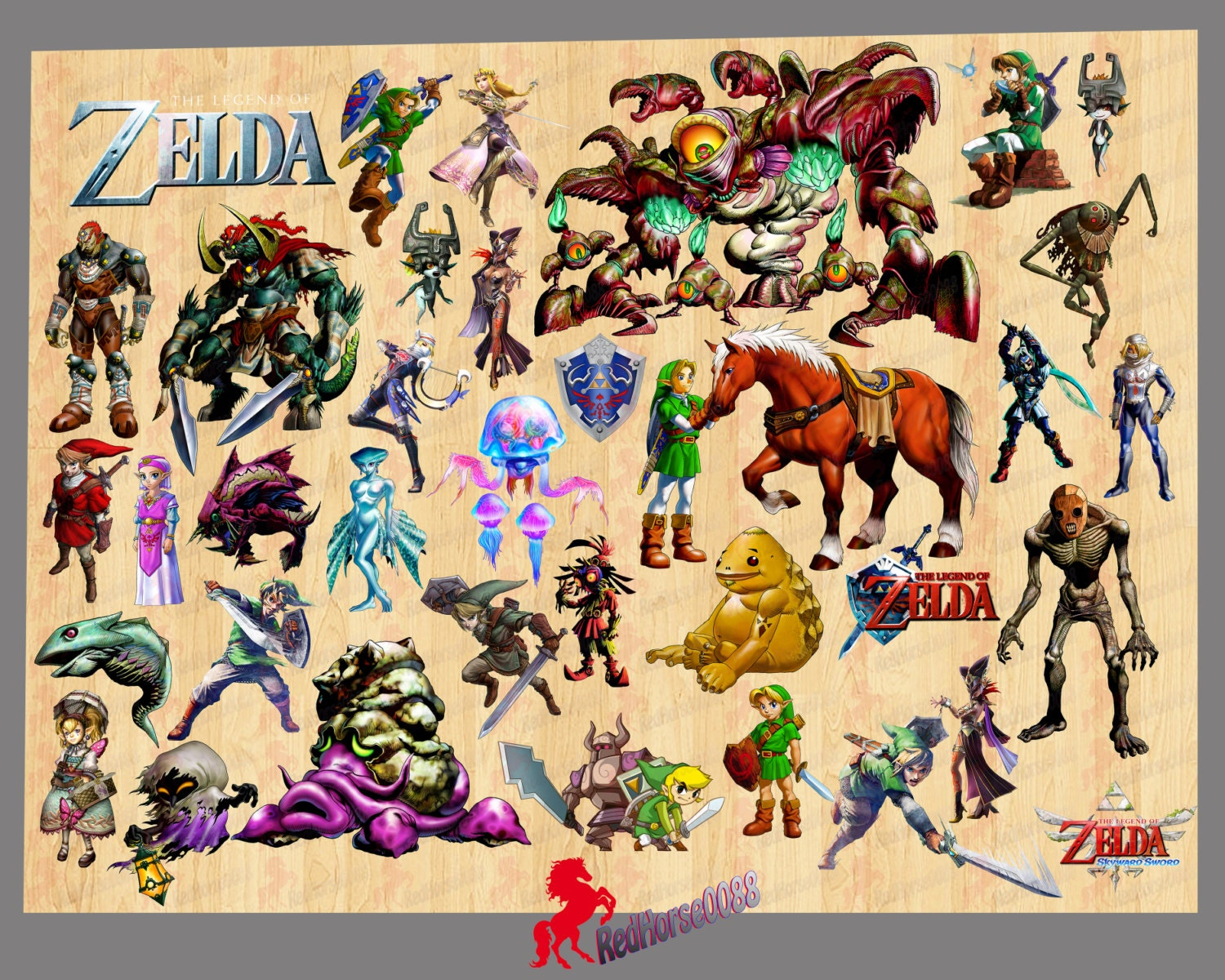 36 legends of zelda png images decorations clip by for Decoration zelda