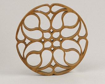 Wooden Trivet [7]