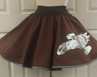 Serenity  Skirt (Assorted Colors Available)