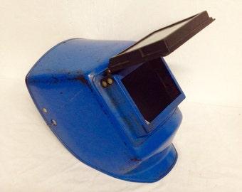 Vintage Welder's Mask
