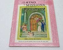 Kino Missions Paintings Book Father Eusebio Franciso Pimeria Alta Erni Cabat Tucson Arizona Sonora Mexico Southwestern First Edition Church