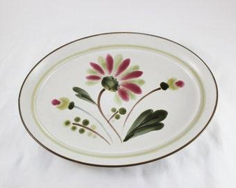 Noritake Stoneware County Fair Oval Platter