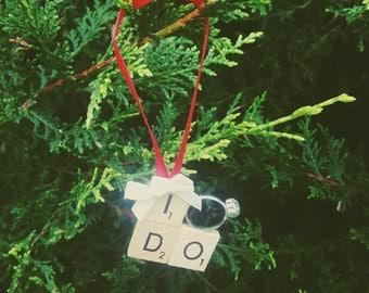I DO christmas tree decoration