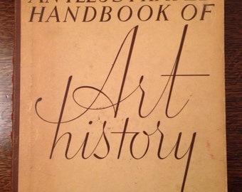 Illustrated Handbook of Art History Frank Roos, Jr book
