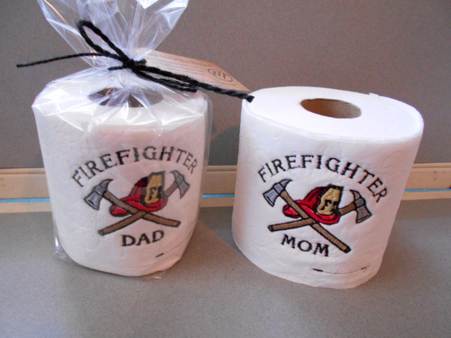 Embroidered Toilet Paper Custom Toilet Paper Custom