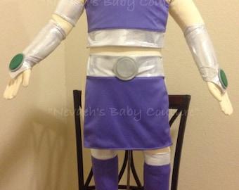 Starfire Teen Titan Child Costume