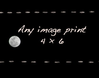 Photography Print 4X6 - Small Size Wall Art - Home Decor Prints