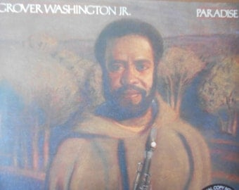 Grover Washington Jr. - Paradise - vinyl record