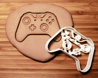 Xbox One controller Video Game Cookie Cutter Made to order F0132