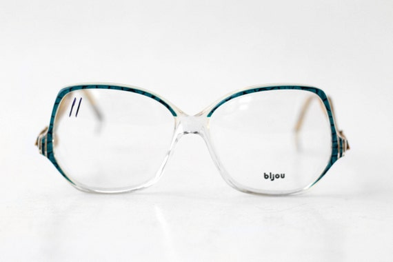 bijou butterfly eyeglasses vintage designer glasses by