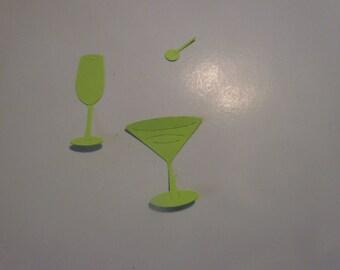 drinks die cuts