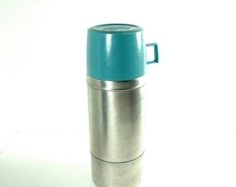 Vintage Stainless Thermos made by King Seeley
