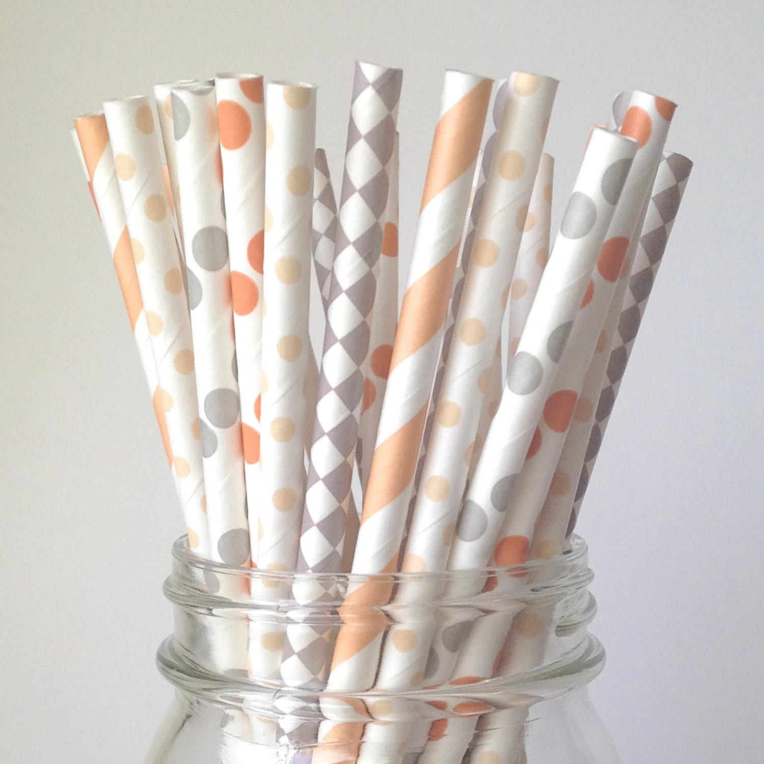 decorative straws for weddings coral wedding straws coral decorations decorations coral 3463