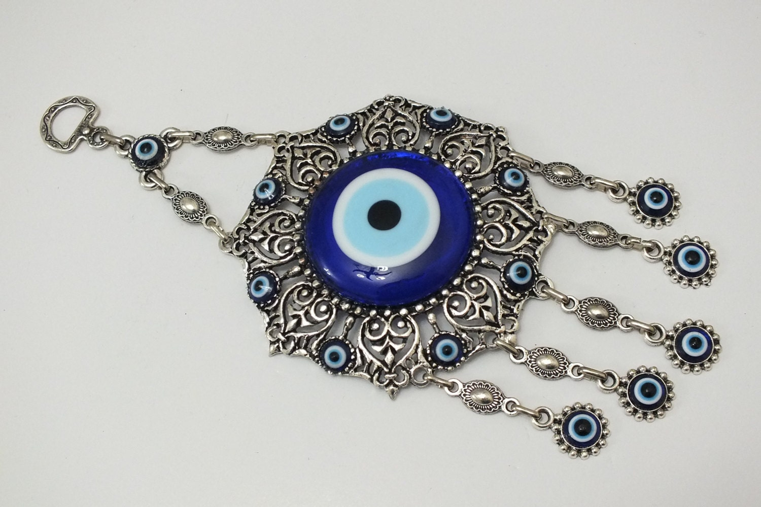 Evil Eye Decoration Wall Hanging : Lucky evil eye wall decor hanging houses by evileyehome