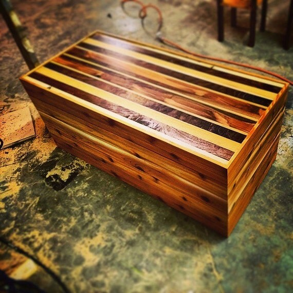 how to clean the outside of a cedar chest