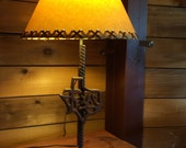 Table Lamp with Texas Out...