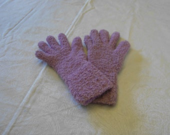 warm gloves and mittens