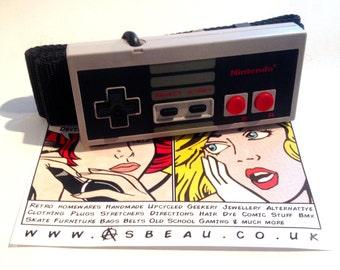 Genuine Nintendo NES controller BELT! Handmade by AsBeAu