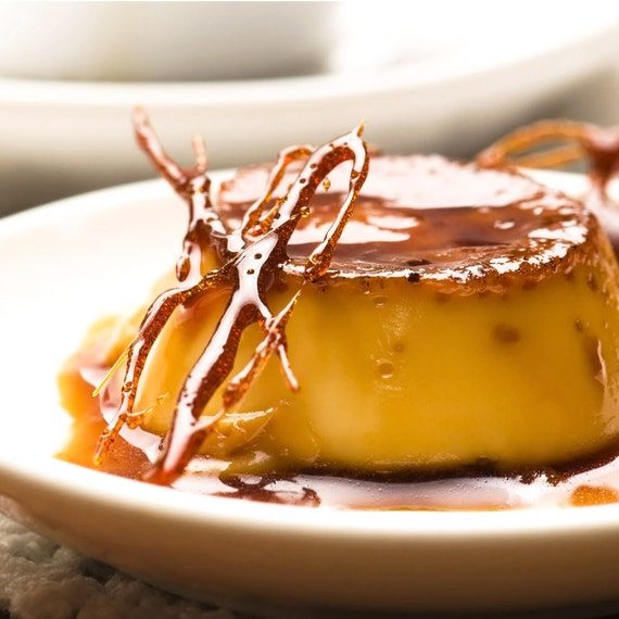 Coffee-Caramel Creme Brulee Recipe — Dishmaps