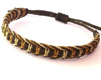 Macrame Bracelet/Men's Macrame Bracelet/Surf Bracelet/Friendship Bracelet