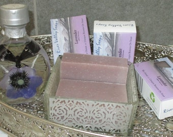 NATURAL ORGANIC SOAPS {certified }