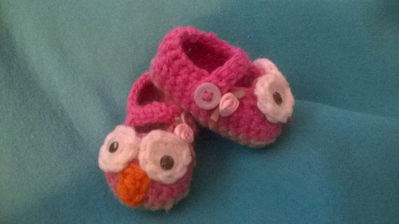 GIVE A BIG HOOT for these adorable shoes!
