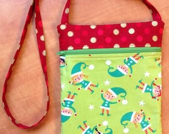 Christmas Elves bag