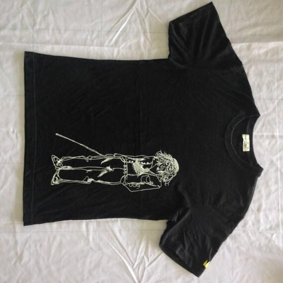 Jean Michel Basquiat Crown King Pop Art Graffiti T ShirtJean Michel Basquiat Crown