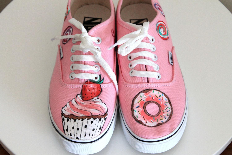 vans baby donut shoes